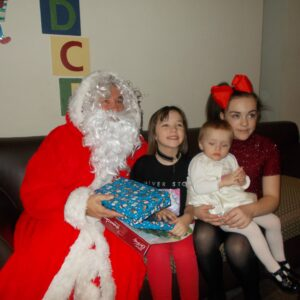 CKDCF helps make Christmas for RVI children's cancer wards
