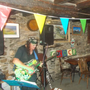 Seathwaite gig creates fundraising Buzz around the CKDCF